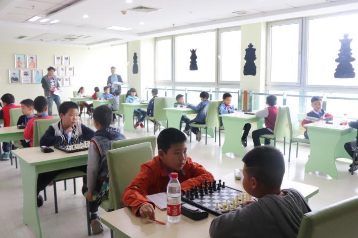 超玥国际象棋现场