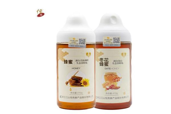 恒亮蜂蜜枣花蜂蜜