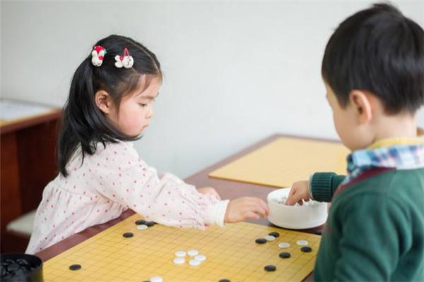 同雅堂少兒圍棋訓練