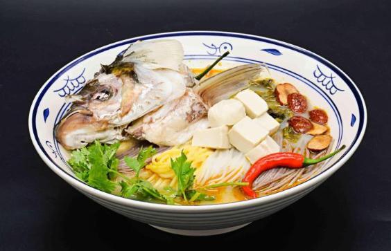 五谷杂粮鱼粉细节