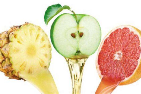 碧修妍酵素水果