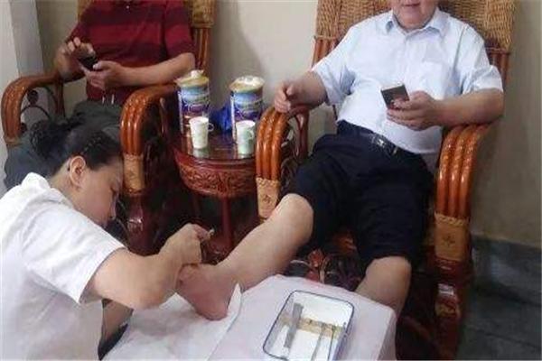 益足康足疗修脚