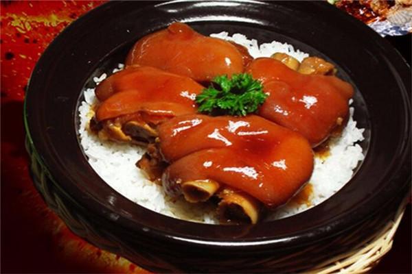李元爸甏肉饭美味