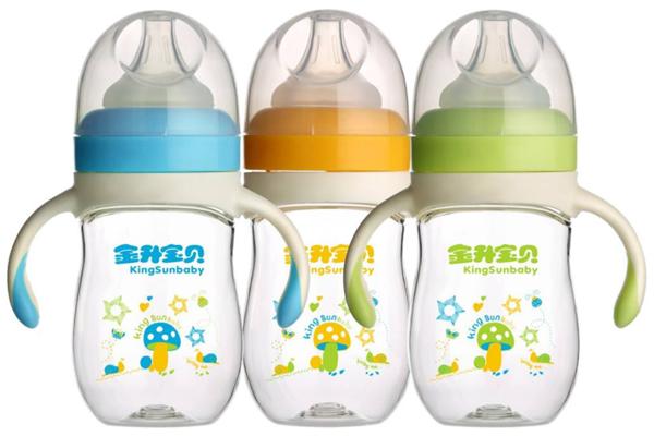 金升宝贝婴童用品多瓶
