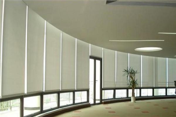 佳馨窗飾會議室窗簾