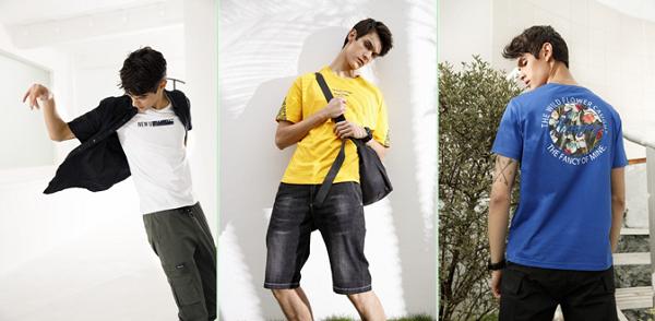 莎斯莱思男装品牌,专门打造都市时尚男神的beplay魅力衣橱!