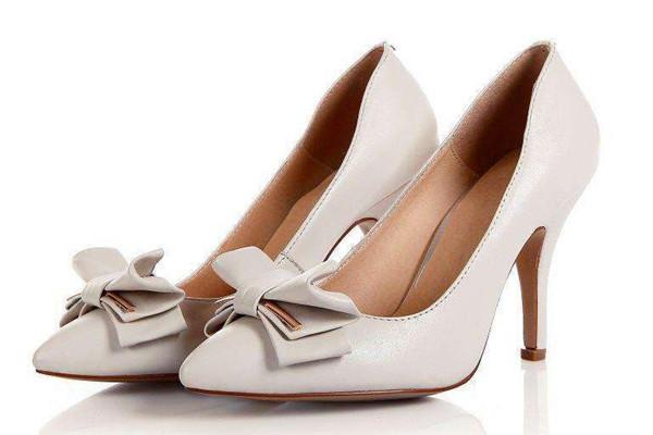 摩熙米昵女鞋高跟鞋