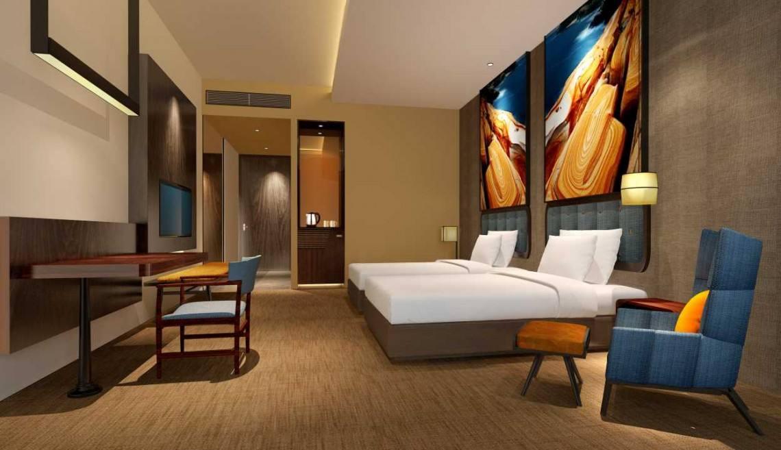 澳斯特酒店加盟