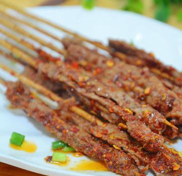 宜宾烧烤串串