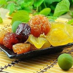 华鸿果脯零食