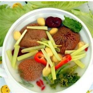 汇芝康五行蔬菜汤健康
