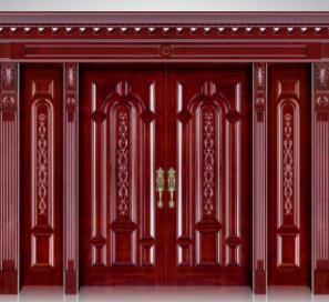 新多门业院门