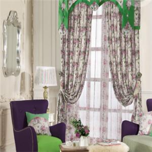皇庭成品窗簾招牌