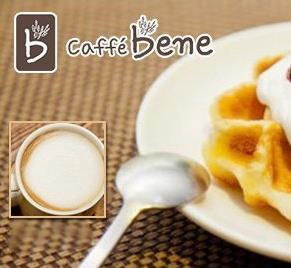 caffebene甜品加盟