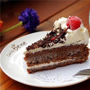 caffebene甜品蛋糕