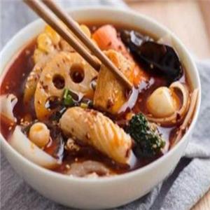 串串家园骨汤麻辣烫藕片