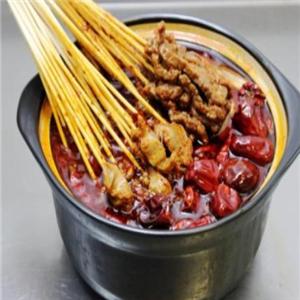 串串家园骨汤麻辣烫红枣
