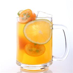 茶麦chamax橙汁