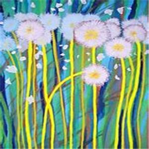昌圖裝飾畫植物