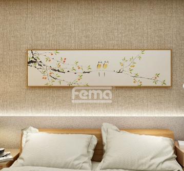 德国fema艺术涂料日式