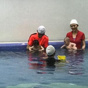 碧漾亲子游泳俱乐部游泳