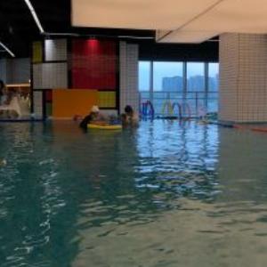 碧漾亲子游泳俱乐部泳池