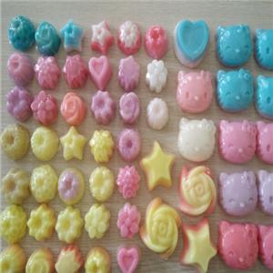 贝娅媗手工肥皂形状