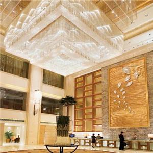 索菲特泰耐克大酒店大廳