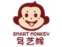 多艺猴少儿艺术品牌logo