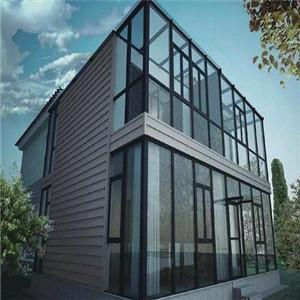 新豪軒鋁合金門窗特色