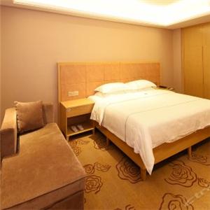 舍丽槟风尚旅店大床房