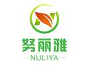 努麗雅植物養發館品牌logo