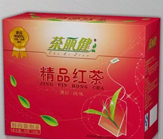 茶丽健红茶