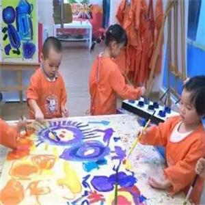 紫荆花艺术培训绘画