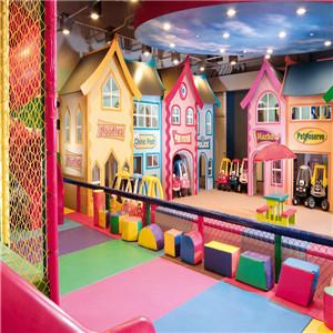 星际传奇儿童乐园展示