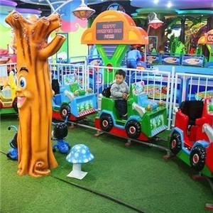 星际传奇儿童乐园特色