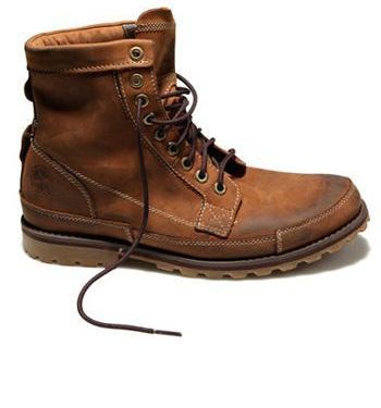 timberland登山鞋牛皮