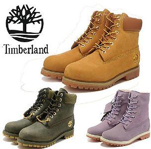 timberland登山鞋多色