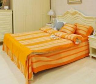憨婆婆精丝老粗布暖色床上用品