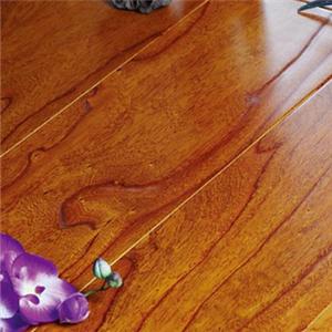 德威自发热地板原木地板