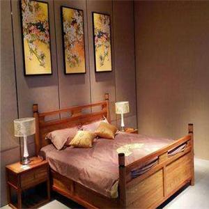 家之景家具中式床