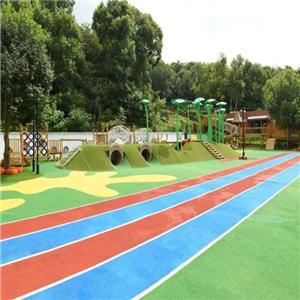 凯乐幼儿园跑道