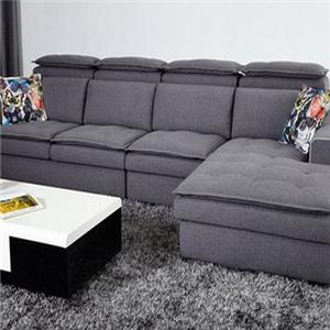 爱依瑞沙发黑色沙发