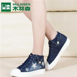 木林森女鞋简约
