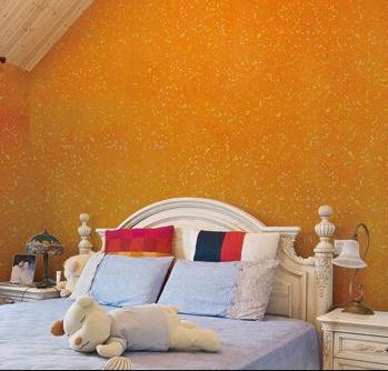 鳄鱼彩妆漆橙色