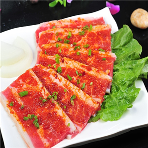 韩式炭火烤肉招牌