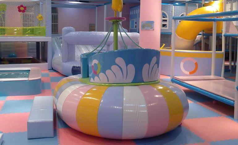 迪樂園兒童樂園加盟