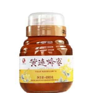 颐园牌蜂蜜黄连