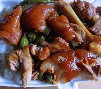 潮汕豬腳飯