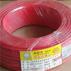 起帆电线电缆质量